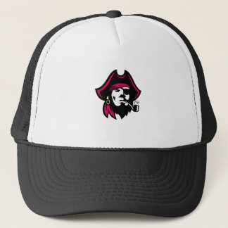 Buccaneer Smoking Pipe Retro Trucker Hat