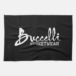 Buccelli Streetwear Kitchen Towel