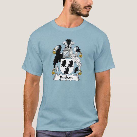 Buchan Family Crest T-Shirt