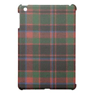 Buchanan Clan Ancient Tartan iPad Case