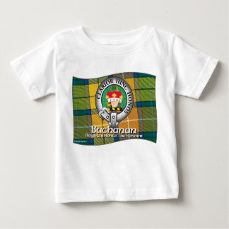 Buchanan Clan Apparel Baby T-Shirt