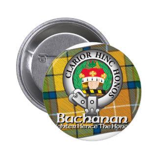 Buchanan Clan Pin