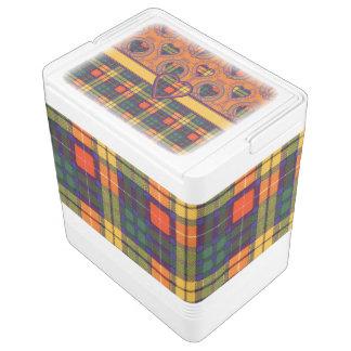 Buchanan Family clan Plaid Scottish kilt tartan
