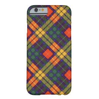 Buchanan Family clan Plaid Scottish kilt tartan Barely There iPhone 6 Case