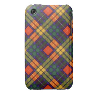 Buchanan Family clan Plaid Scottish kilt tartan Case-Mate iPhone 3 Case