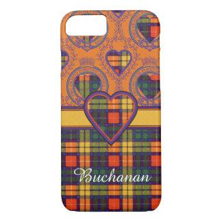 Buchanan Family clan Plaid Scottish kilt tartan iPhone 7 Case