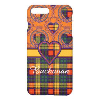 Buchanan Family clan Plaid Scottish kilt tartan iPhone 7 Plus Case