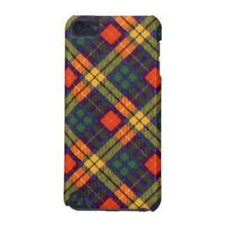 Buchanan Family clan Plaid Scottish kilt tartan iPod Touch 5G Cases