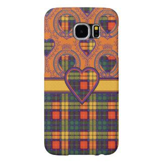 Buchanan Family clan Plaid Scottish kilt tartan Samsung Galaxy S6 Cases