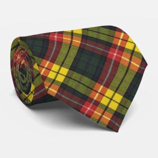 Buchanan Modern Original Scottish Tartan Tie