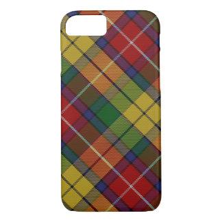 Buchanan Tartan iPhone 7 Barely There Case