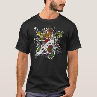 Buchanan Tartan Lion T-Shirt