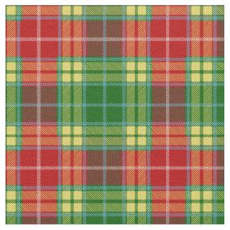 Buchanan Tartan Print Fabric