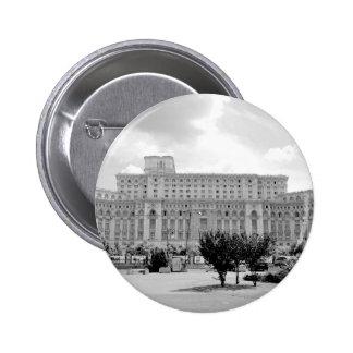 Bucharest, Romania 2 Inch Round Button