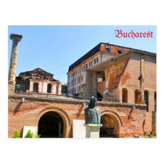 Bucharest, Romania Postcard