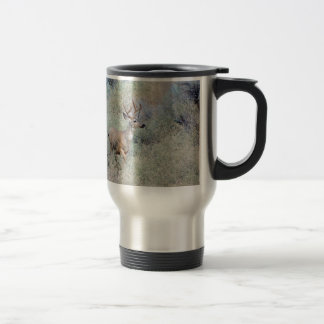 Buck Deer (Coffee Mug) Travel Mug