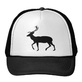 Buck Deer Trucker Hat