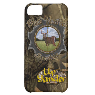 Buck Huntin' Junkie Cover For iPhone 5C
