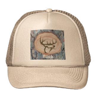 Buck Hunting Cap Trucker Hat