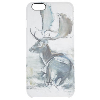 Buck in the Grass 2006 Clear iPhone 6 Plus Case