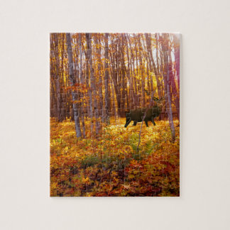 Buck in the Trees Jigsaw Puzzle
