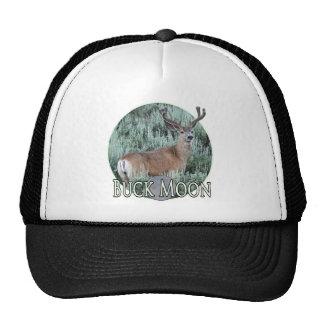 Buck moon trucker hat