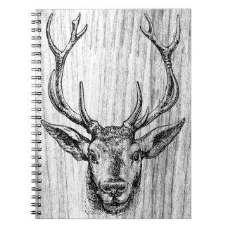Buck of a Deer Notebook