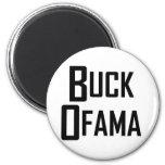 Buck Ofama Refrigerator Magnets