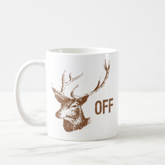 Buck Off Coffee Mug