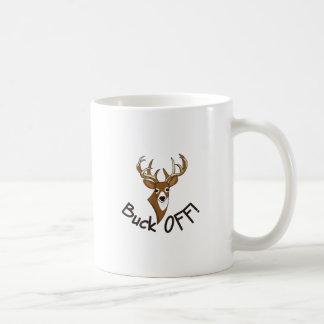 Buck Off Coffee Mug