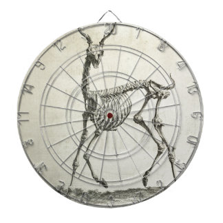 Buck Skeleton Dartboard