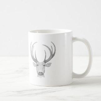 Buck Sketch Mug