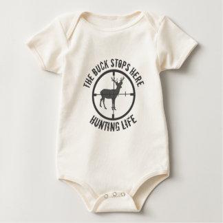buck stops baby bodysuit