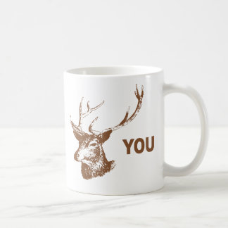 Buck You Coffee Mug