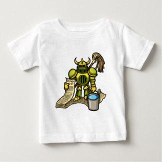Bucket Knight Baby T-Shirt
