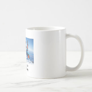 Bucket List Skydiving Mug