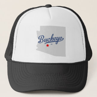 Buckeye Arizona AZ Shirt Trucker Hat