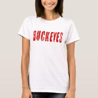 BUCKEYES GRUNGE STYLE T-Shirt