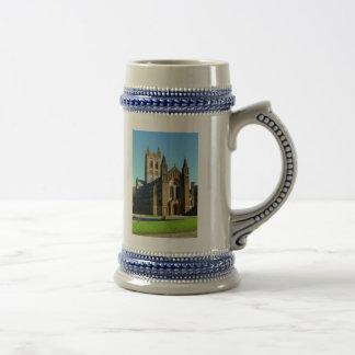 Buckfast Abbey Church 18 Oz Beer Stein