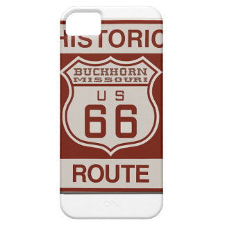 BUCKHORN66 iPhone 5 COVERS