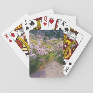 Buckhorn Aster Show Playing Cards