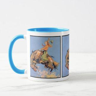 Bucking Blue Sky Mug