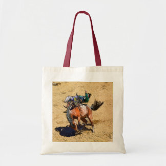 Bucking Bronco and Rodeo Cowboy #Gift