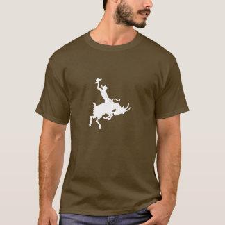 Bucking Bronco Billy Goat T-Shirt