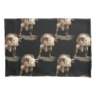 Bucking Bull Pillowcase