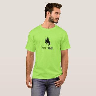 Bucking Grad T-Shirt