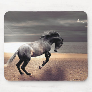 Bucking Horse Mouse Pad