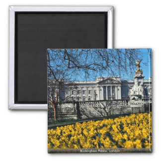 Buckingham Palace, London Magnet