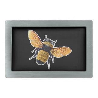 Buckle Bee Rectangular Belt Buckles