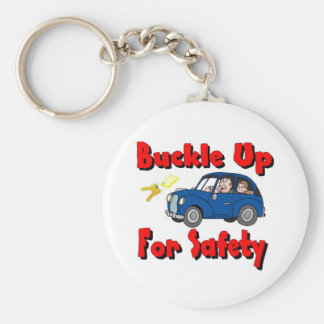 Buckle Up Keychain